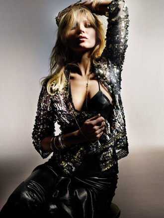 jacket kate moss embellished jacket