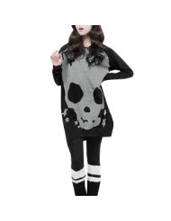Amazon.com: skull sweater