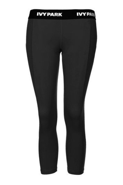 Topshop leggings black pants