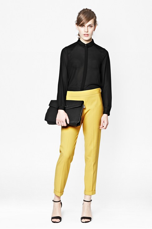 Feather Light Tailored Trousers - Trousers & Leggings - French Connection Usa