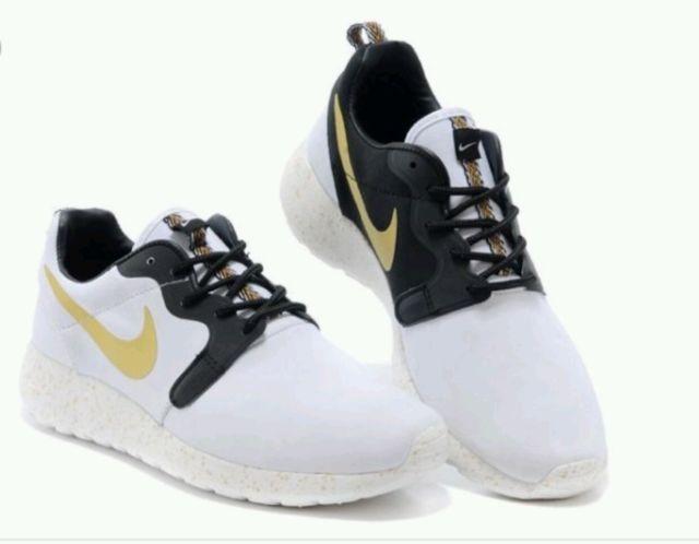 Nike Roshe Run Gold Hypervenom Ebay