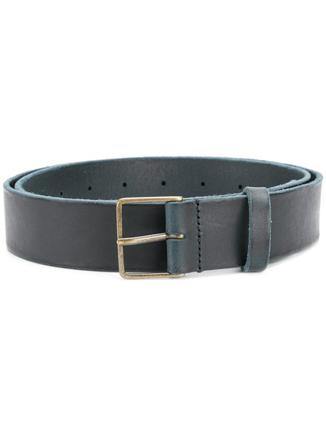 classic belt blue