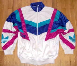 jacket shell suit tracksuit vintage
