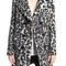 Rebecca minkoff 'luke' leopard print wool blend coat | nordstrom
