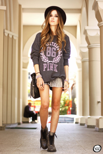 fashion coolture sweater bag hat jewels shoes