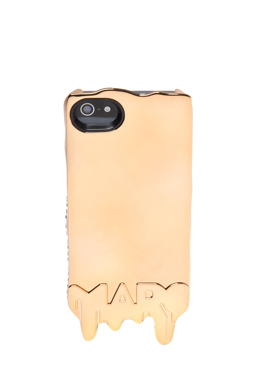 iphone 5 melts phone case marc by marc jacobs shop. Black Bedroom Furniture Sets. Home Design Ideas