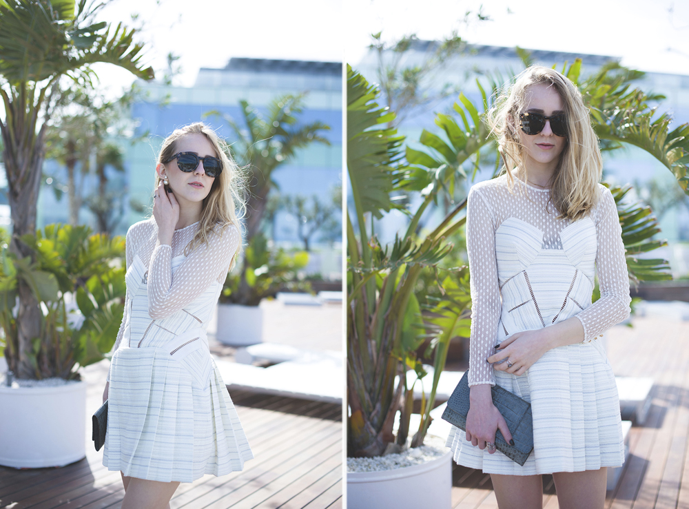 Tiphaine's Diary - Switzerland based fashion blog: Hi from Barcelona