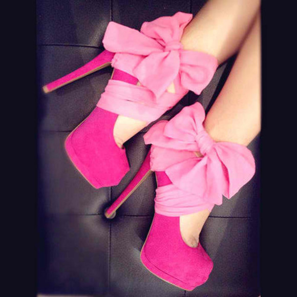 shoes fashion pink