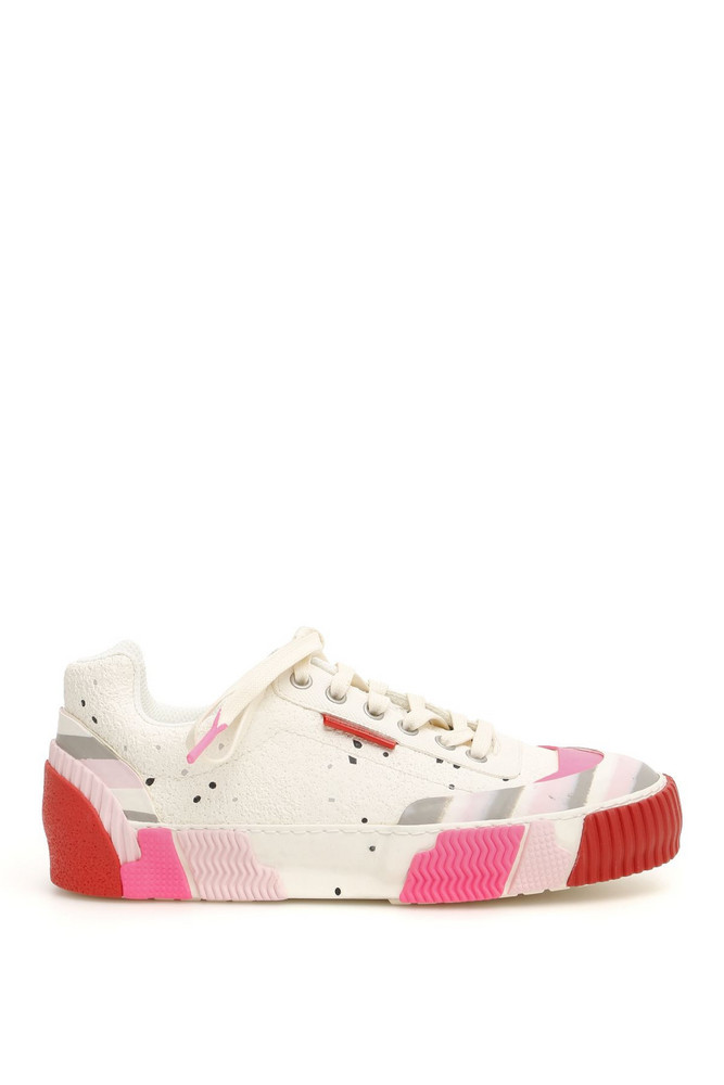 Both Atex Sneakers in white / multi