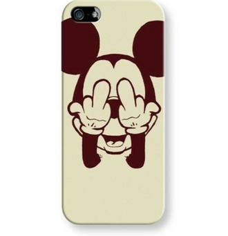 phone cover mickey mouse