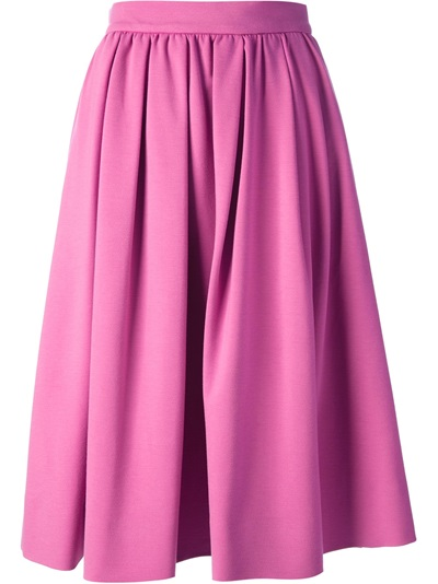 Dsquared2 Pleated A-line Skirt - O' - Farfetch.com