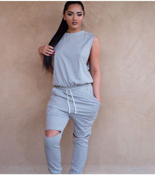 Jumpsuit Outfit Outfit Idea Fall Outfits Winter Outfits Cute Outfits One Piece Romper ...