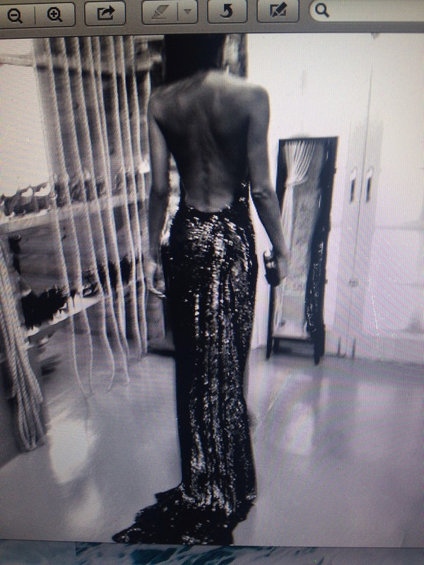 dress backless prom dress sparkly dress prom gown