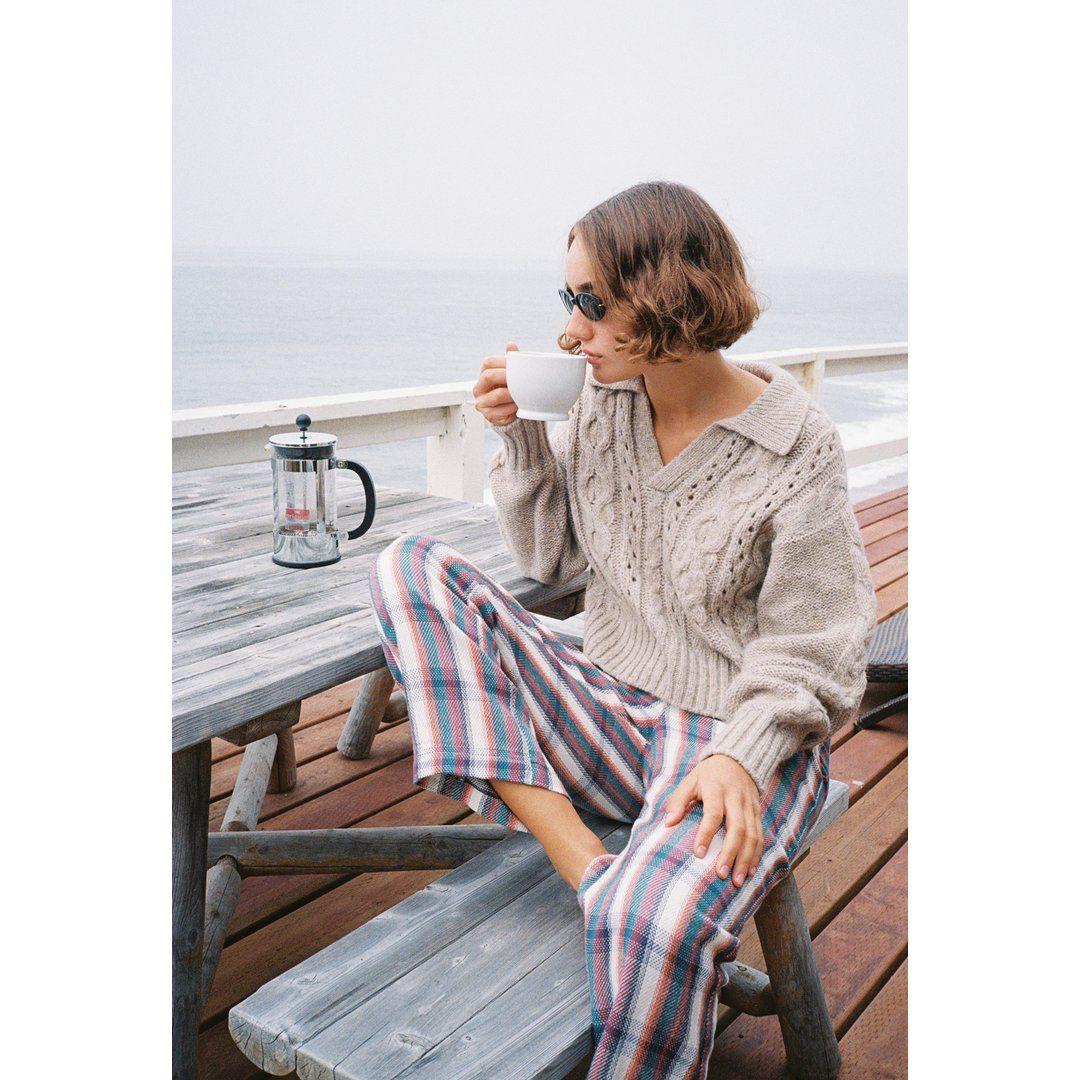 Torino Sweater Sand