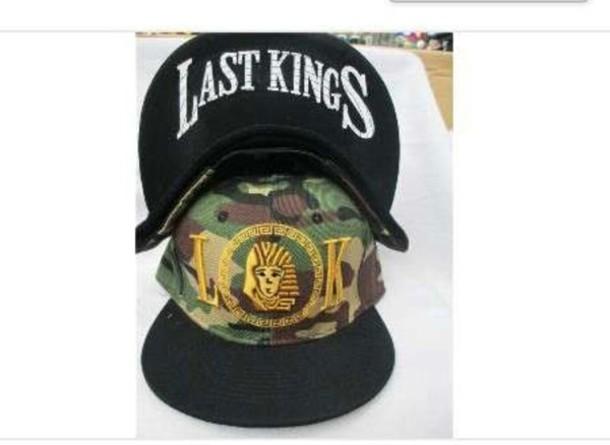 hat last kings camouflage snapback ff5e6e1429d