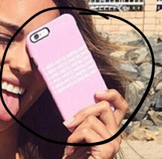 phone cover pink iphone case tumblr
