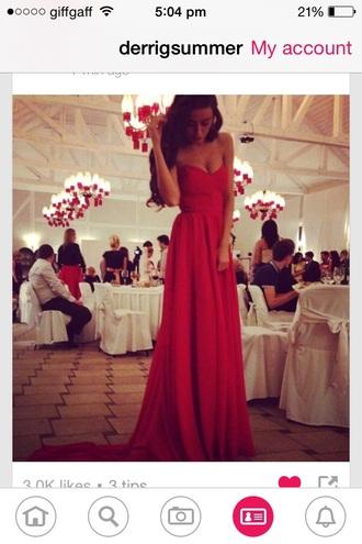 dress long dress red dress long red dress prom prom dress