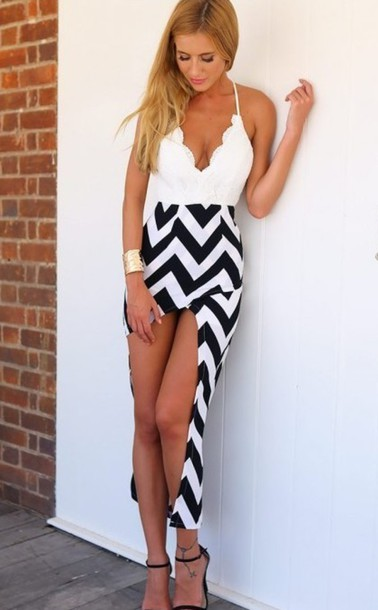 dress white black bw b&w lace stripes floral crochet top skirt crop tops bustier jumpsuit summer summer dress cocktail party vogue chanel fall outfits outfit streetstyle cute fashion beach beach dress prom bohemian. vintage hipster grunge internet tumblr prom dress chevron dresses