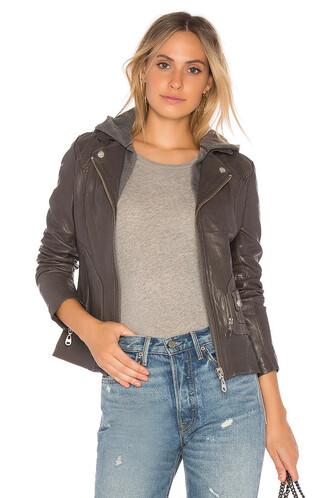 jacket vintage zip