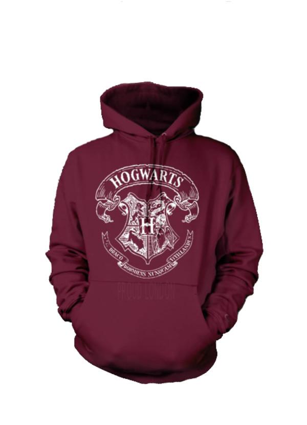 hoodie hogwarts harry potter
