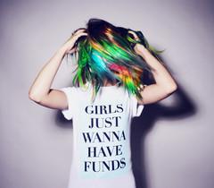 Girls Just Wanna Have Fund$                           | Eleven Diamonds