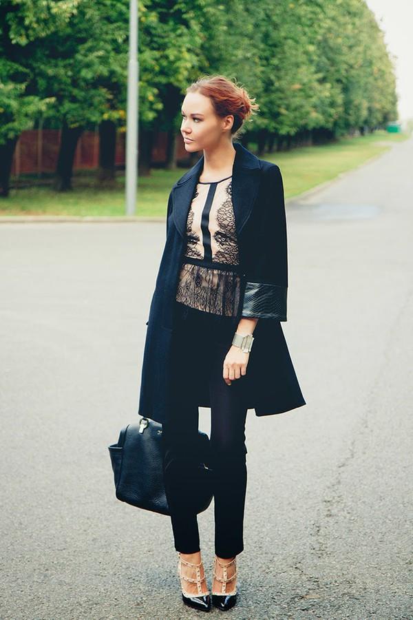 gvozdishe blogger top shoes bag jewels