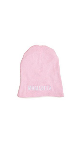 Private Party Mamacita Baby Hat in pink