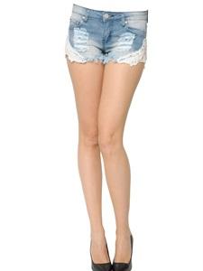 SHORTS - REVERSE -  LUISAVIAROMA.COM - WOMEN'S CLOTHING - SPRING SUMMER 2014