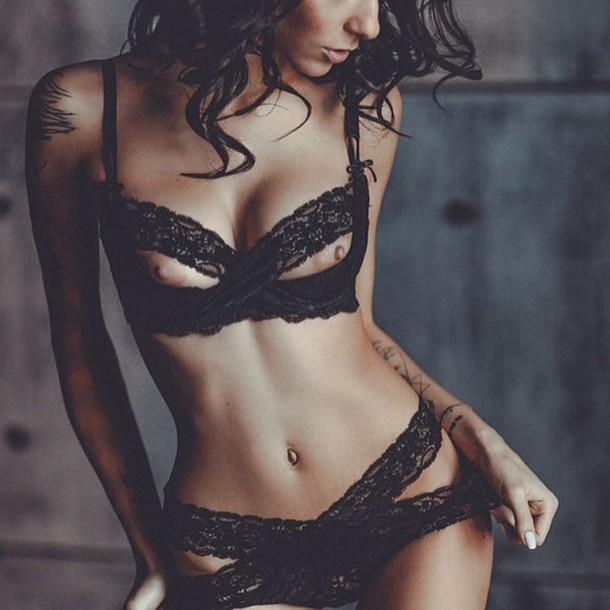 underwear panties lingerie vs bra lace bra sexy sexy lingerie