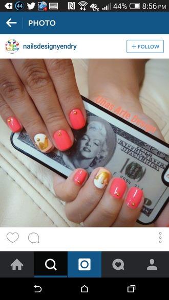 phone cover marilyn monroe