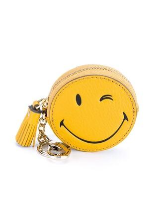 purse yellow orange bag