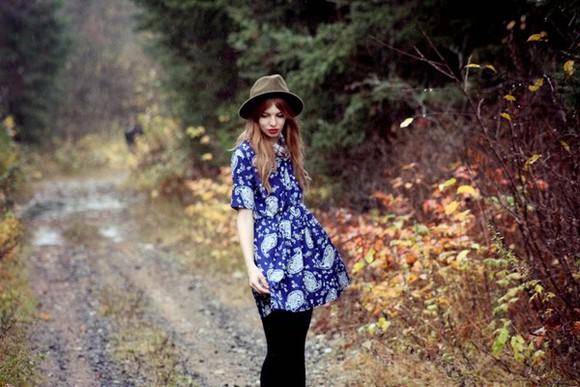 blogger print secret garden boho