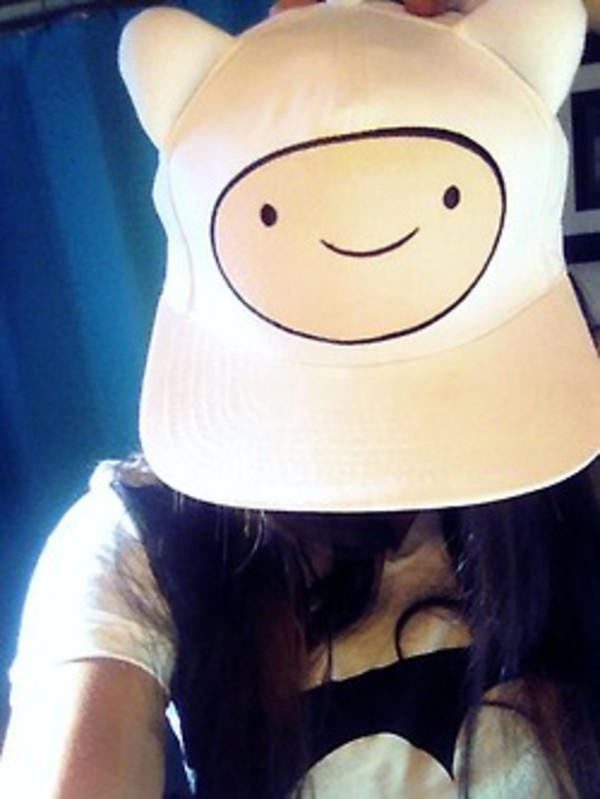 hat adventure time
