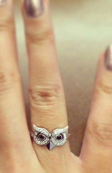 owl jewels
