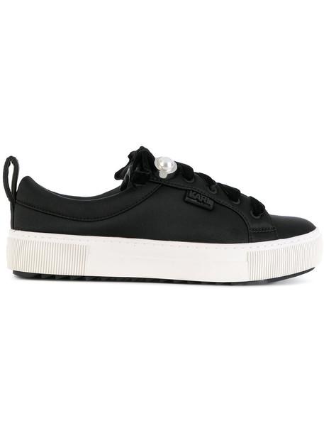 women sneakers lace leather black velvet satin shoes
