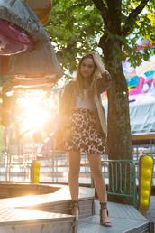 fashion gamble,shoes,jacket,bag,skirt