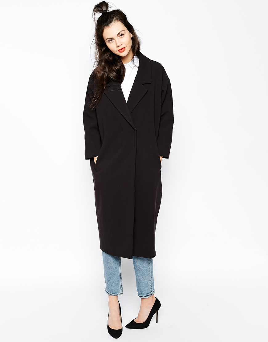 Monki duster coat at asos.com