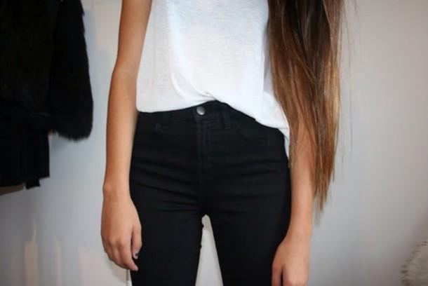 jeans minimalist