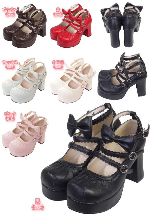 shoes lolita gothic lolita goth