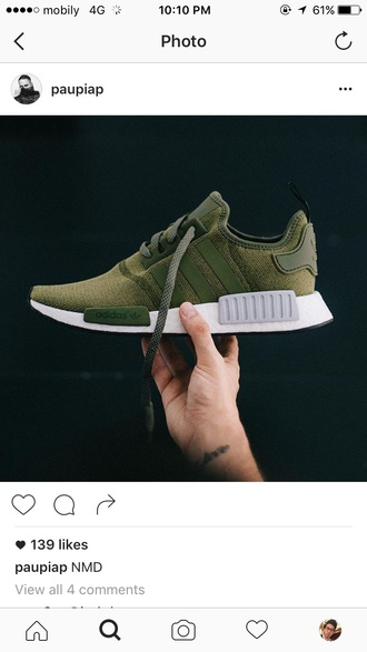 shoes green adidas nmd adidas nmd adidas nmd r1 nmd adidas special edetion foot locker