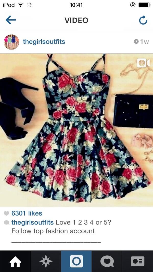 dress desses cute dress floral dress floral romper party short