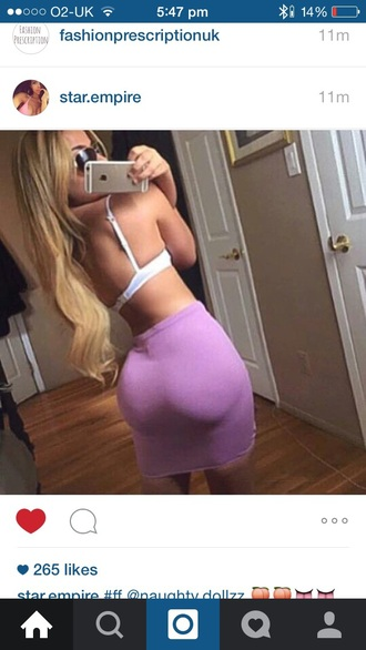 skirt short tight