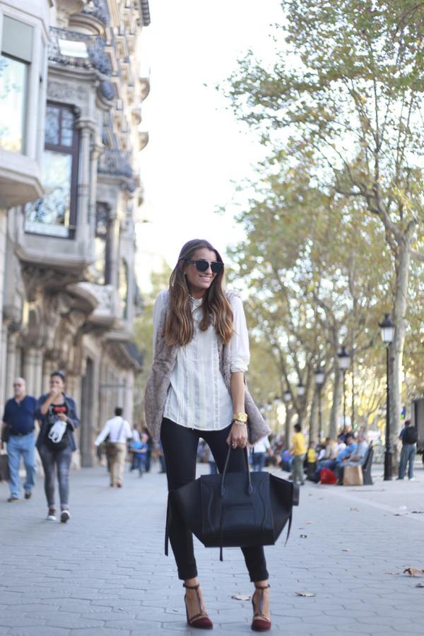 b a r t a b a c blogger bag jeans sunglasses jewels