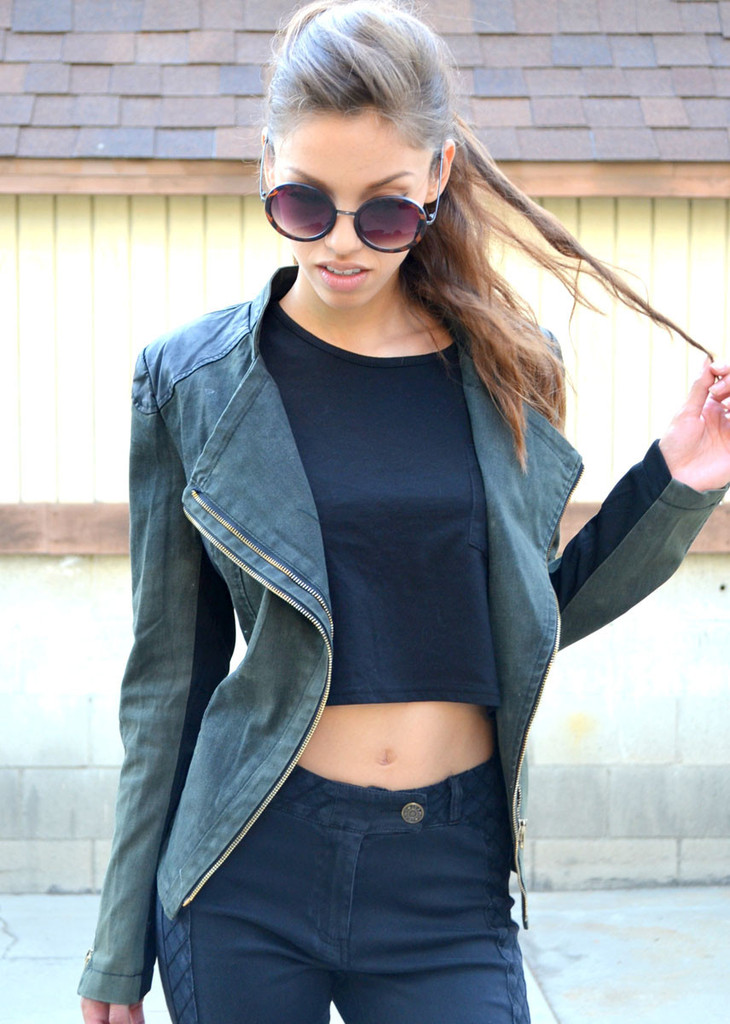 Hunter moto jacket – shopcivilized