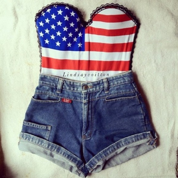 tank top camillacollett camilla collett perfect cute sweet usa perfection cute high tops!