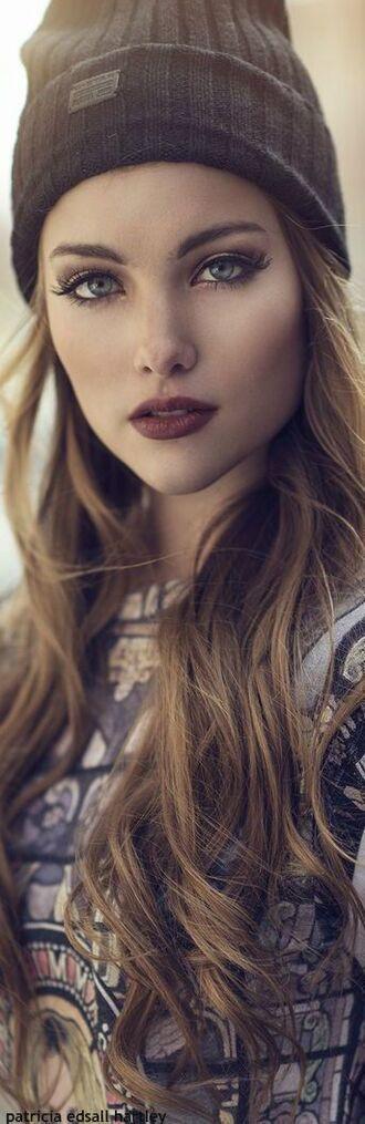 make-up lip liner lipstick lips dark lipstick