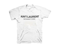 Shirt white – what about yves