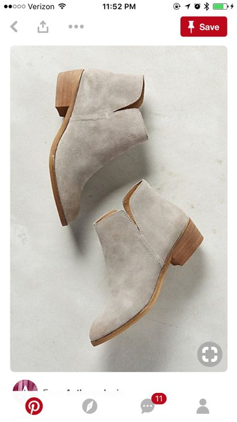 shoes boots in neutral colors