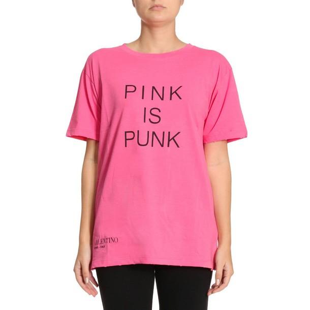 t-shirt shirt t-shirt women pink top