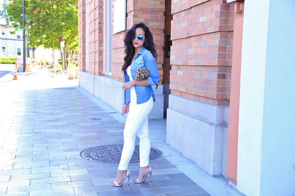 ktr style top jeans shoes bag h&m american apparel zara leopard print streetwear Silver sandals silver high heels sandals